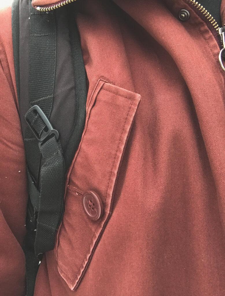 Vans Backpack Comfortable shoulder straps